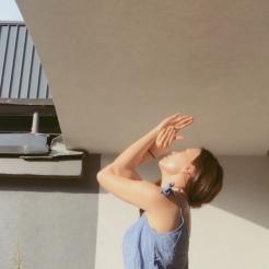 KrisYoga - Eagle Hands, Shoulder Stretching, Croatia